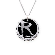 iRecover - Clean. Serene. Pr Necklace
