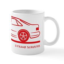 Audi A8 RED Mug