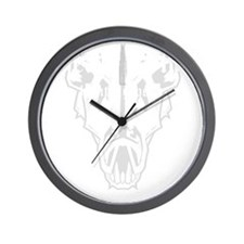 HeadShot HuntingWear - Make It Count Wall Clock