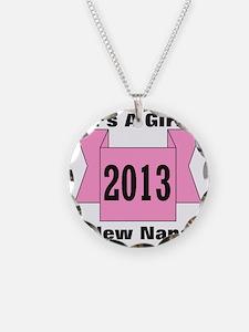 2013 Nana of Girl Necklace