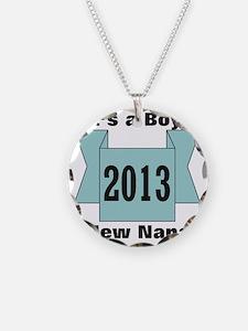 2013 Nana of Boy Necklace