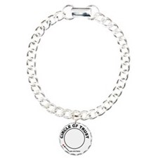 circle of trust Charm Bracelet, One Charm