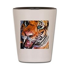 tiger Tiger Shot Glass