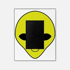 Alien Smiley Face Picture Frame