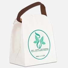 1in10 Logo Canvas Lunch Bag