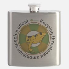 Keeping threatened amphibian species afloat Flask