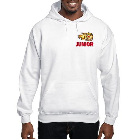 Junior Firefighter Hooded Sweatshirt