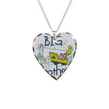 Boat Big Brother Necklace