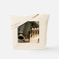 .45 Up Close Tote Bag