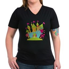 Blond Frog Princess Shirt