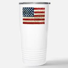 USA Patriotic Travel Mug