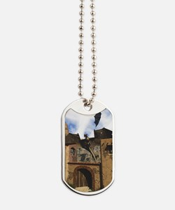 84_curtains_835_H_F Dog Tags