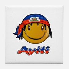 Ayiti Tile Coaster