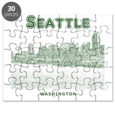 Seattle_10x10_SeattleWaterfront_v1_Green Puzzle