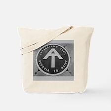 Cute Trailing Tote Bag