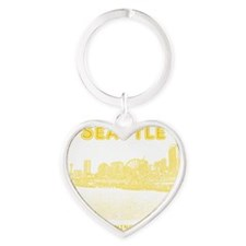 Seattle_10x10_SeattleWaterfront_v1_ Heart Keychain
