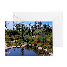 Coastal Maine Botanical Garden Greeting Card