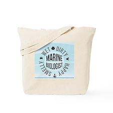 Marine Biologist Tote Bag