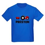 Tractor - Preston Kids Dark T-Shirt