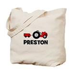 Tractor - Preston Tote Bag
