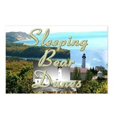sleepingbearsq Postcards (Package of 8)