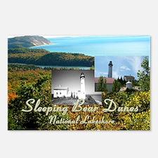 sleepingbear1c2 Postcards (Package of 8)
