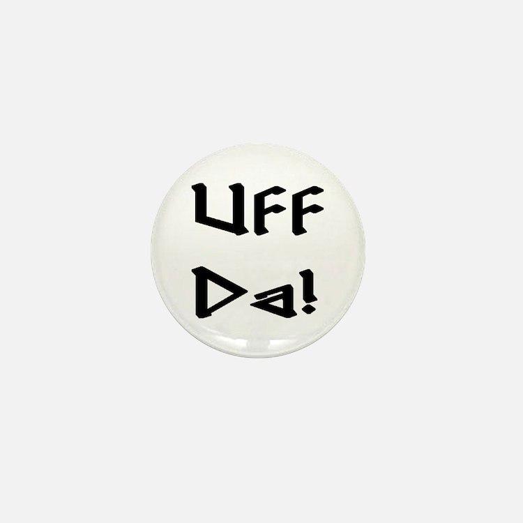 Uff da! Mini Button