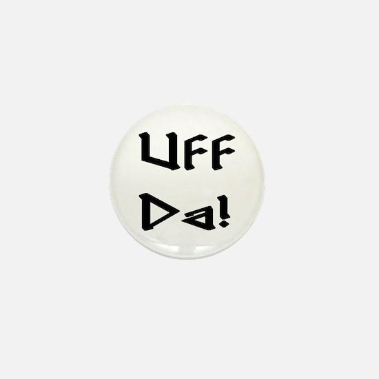 Uff da! Mini Button (10 pack)