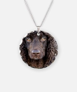 Irish Water Spaniel Necklace