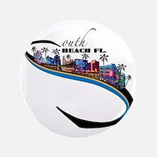 """south beach 3.5"""" Button"""