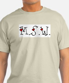 MSW Hearts T-Shirt