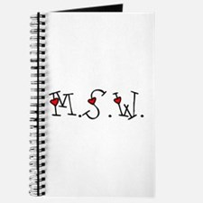 MSW Hearts Journal