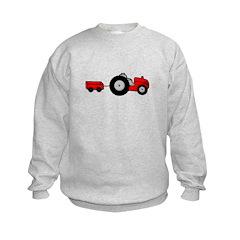 Tractor Design Sweatshirt