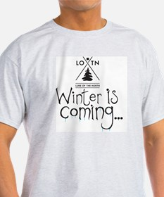 new_winteriscoming T-Shirt