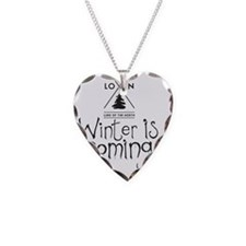 new_winteriscoming Necklace