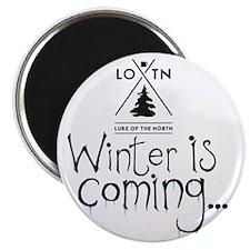 new_winteriscoming Magnet