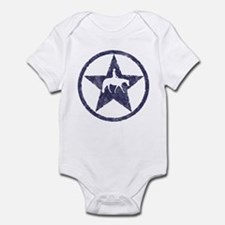 Western pleasure star Infant Bodysuit