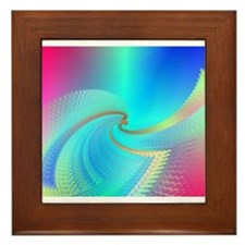 Ice Cool Framed Tile