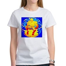 1-Budha in a buble-001 Tee