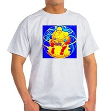 1-Budha in a buble-001 T-Shirt