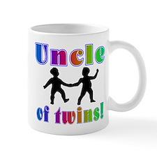 Uncle of twins! Mug