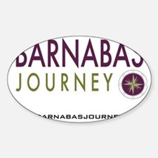Barnabas Logo with Web Decal