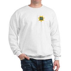 Front and Back Sweatshirt
