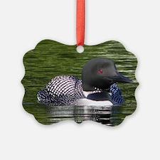 Lone Loon Ornament