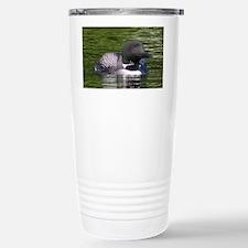 Lone Loon Travel Mug