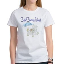 Saint Simons Island Tee