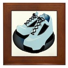 kicks Framed Tile