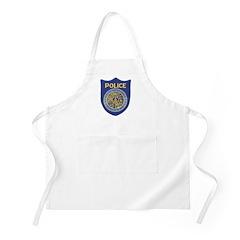 Sacramento Police BBQ Apron