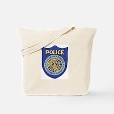 Sacramento Police Tote Bag