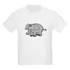 Elephant Animal Design T-Shirt